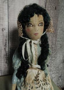 Martha Rose - Puppet