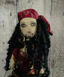 Madame Olathe - Puppet