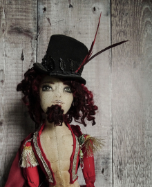 Ringmaster - Puppet